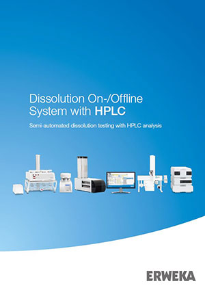 On-/Offline System with HPLC brochure