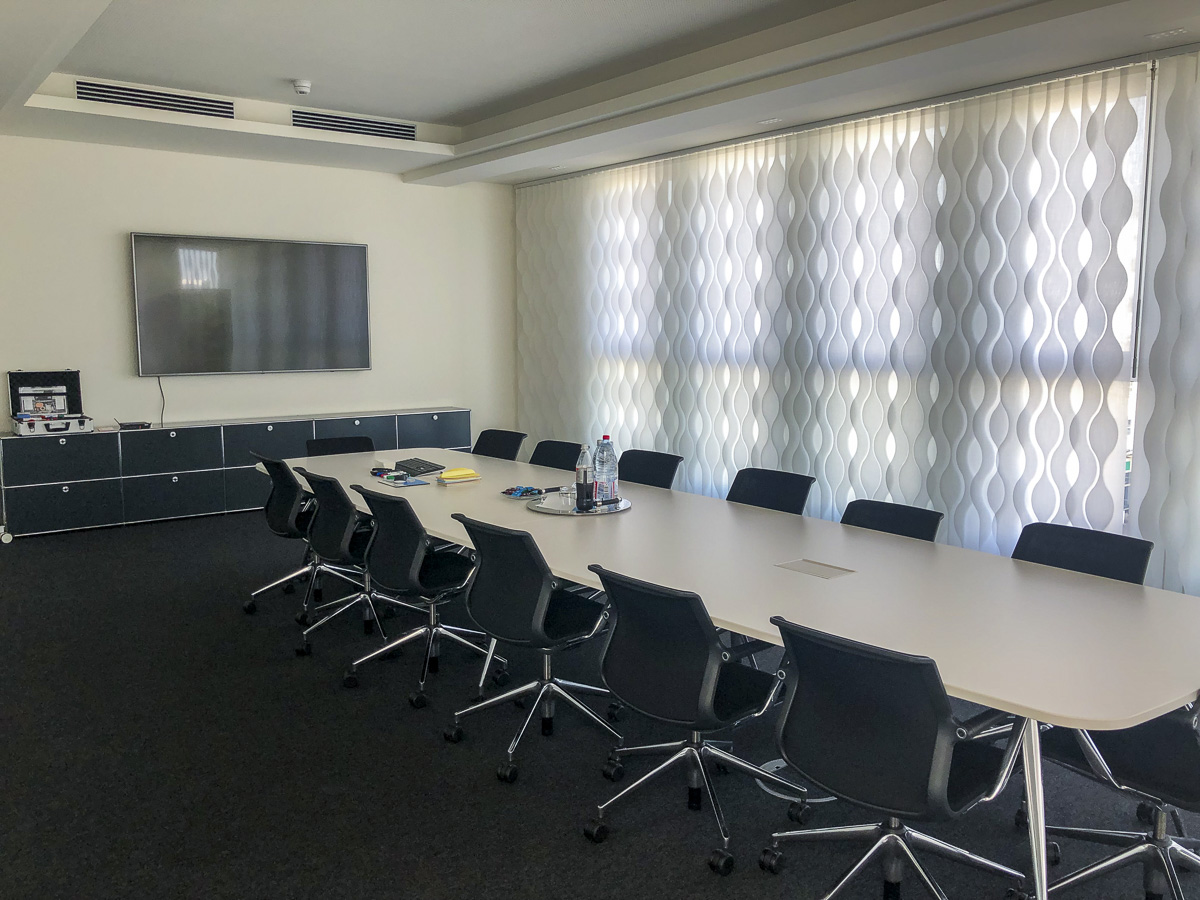 Third floor boardroom
