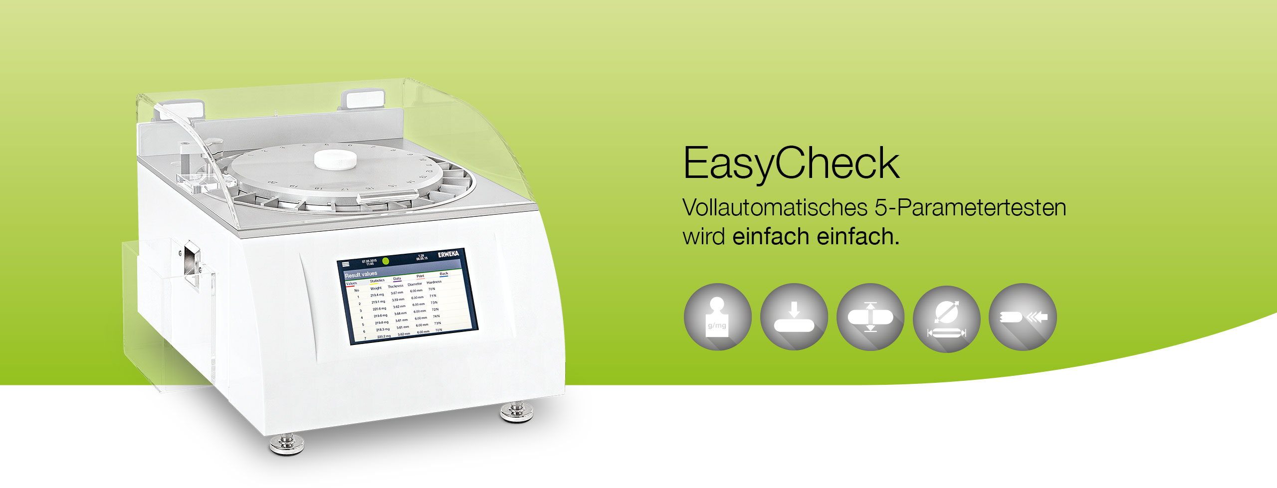 Easycheck Slide Head 979 ENG