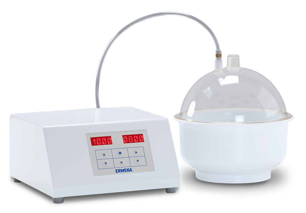 Blister density tester, suppository testing
