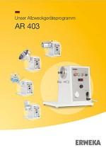 AR 403 All Purpose Equipment DE