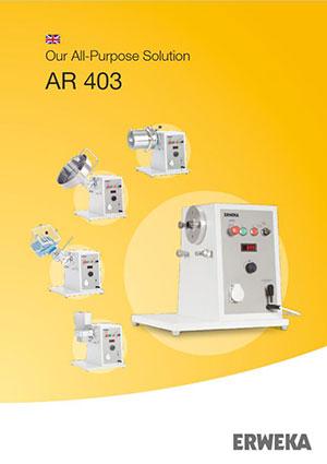 AR 403 All Purpose Equipment EN