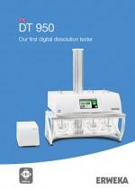 Dissolution Tester DT 950 Series Brochure ENG
