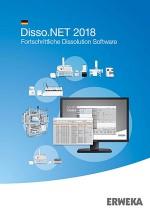 Disso.NET 2018 Broschüre DE