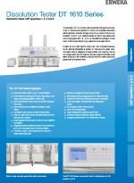 DT 1610 Series Specsheet ENG