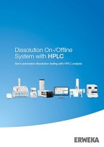 Dissolution On-/Offline System with HPLC Brochure ENG