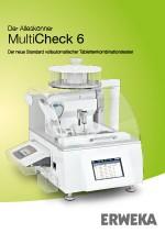 MultiCheck 6 Broschüre DE