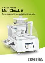 MultiCheck 6 Brochure ESP