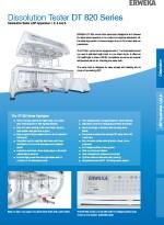 DT 820 Specsheet ESP