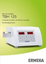 TBH 125 Serie Broschüre DE
