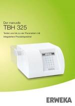 TBH 325 Serie Broschüre DE