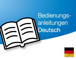Bedienungs-anleitungen DE