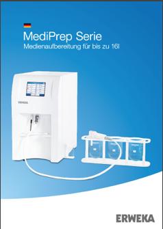 MediPrep Serie Broschüre DE